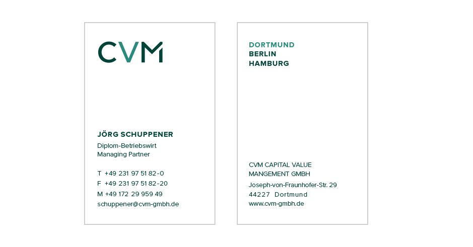 CVM Capital Value Management GmbH
